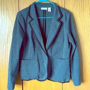 🥰 2/$20! DKNY blazer XL